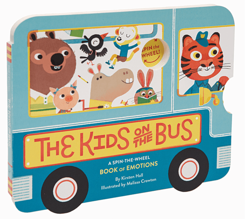 'The Kids on the Bus' - Kids Book