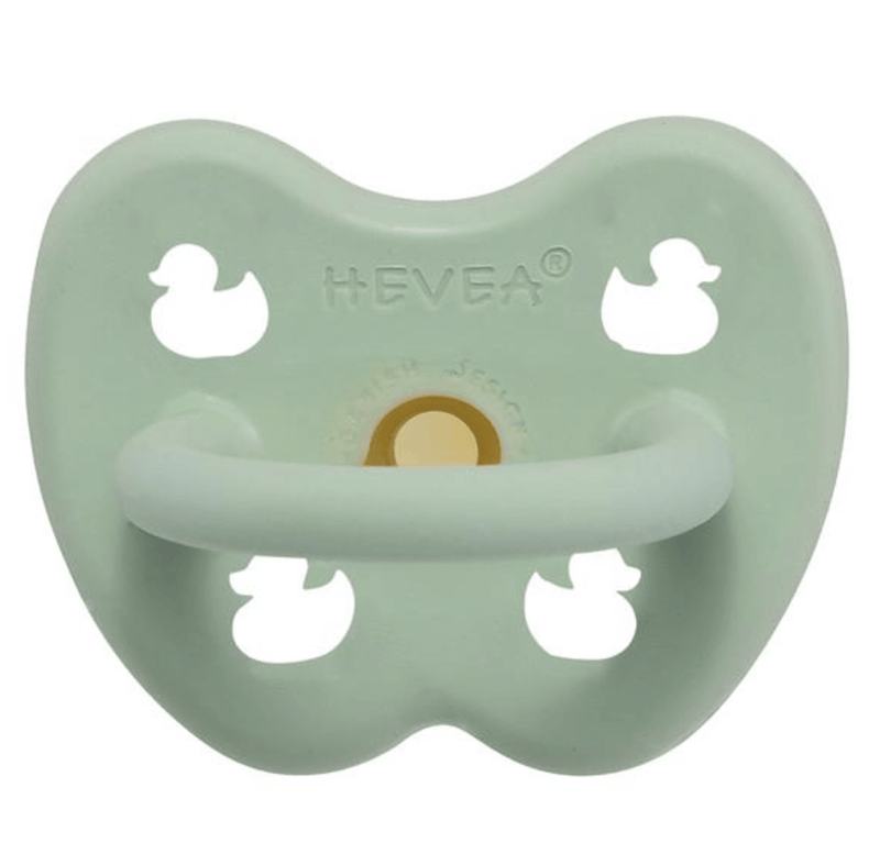 Dummy Pacifier- Orthodontic- Mellow Mint- 0-3 months- Hevea