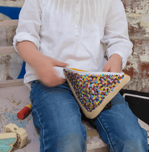 Sequin Purse - Fairy Bread - Make me iconic DISCOUNTED