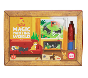 Magic Painting World - Pets - Tiger Tribe