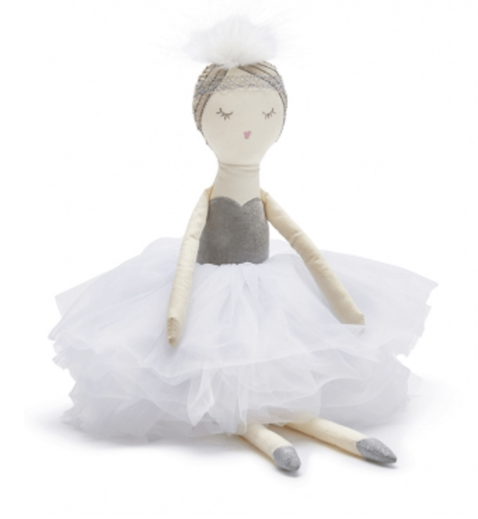 Miss Ada Doll- White - Nana Huchy
