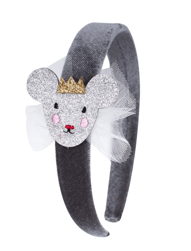 Princess Mouse Headband - Billy Loves Audrey