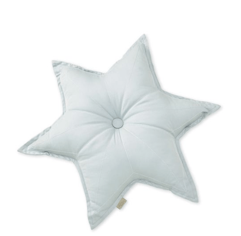 Star Cushion - Blue Mist- CAM CAM