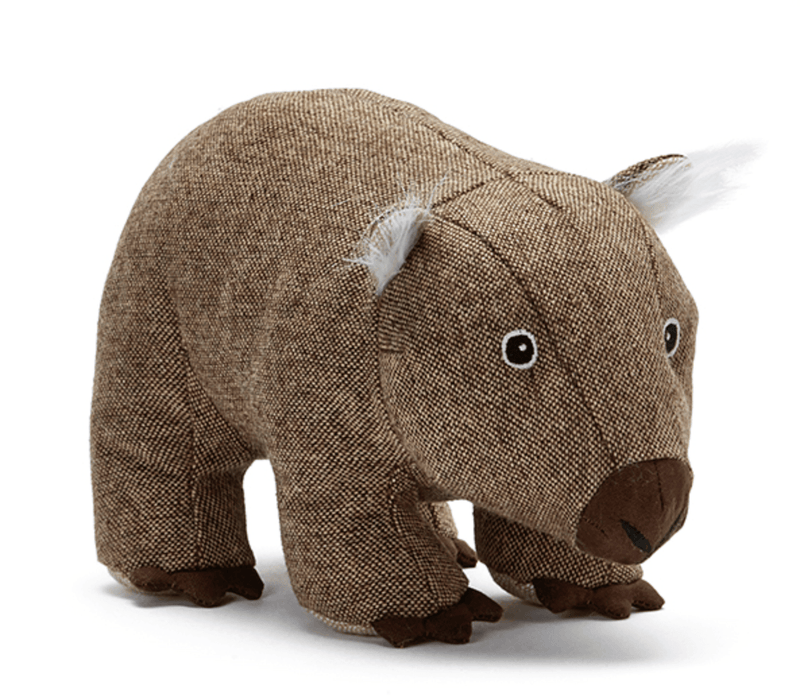Wally the Wombat Toy Nana Huchy