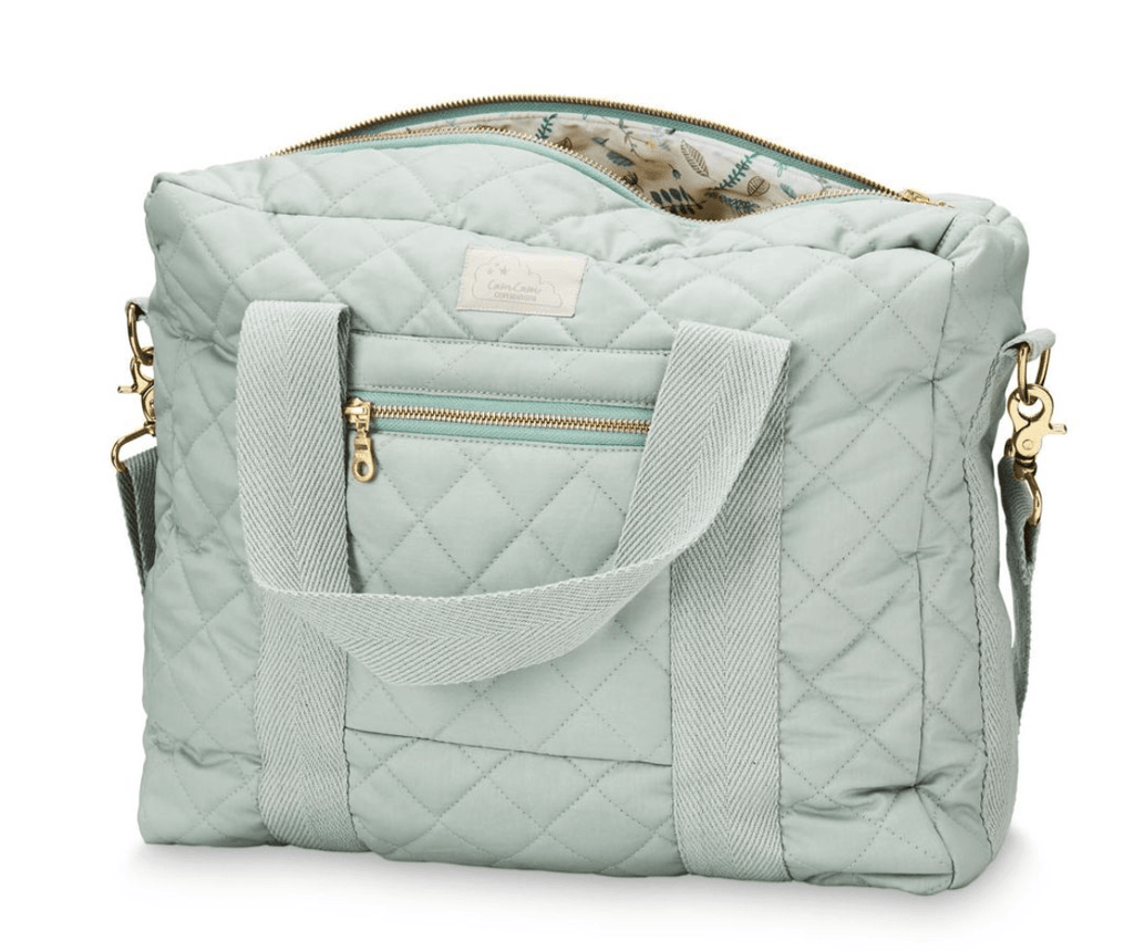 Misty Green Nursing Bag - CAM CAM Copenhagen