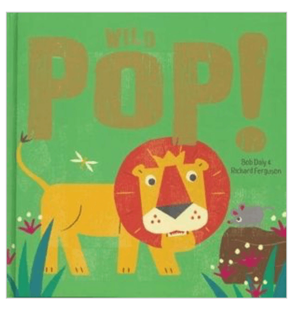 Kids Book - 'Wild Pop'