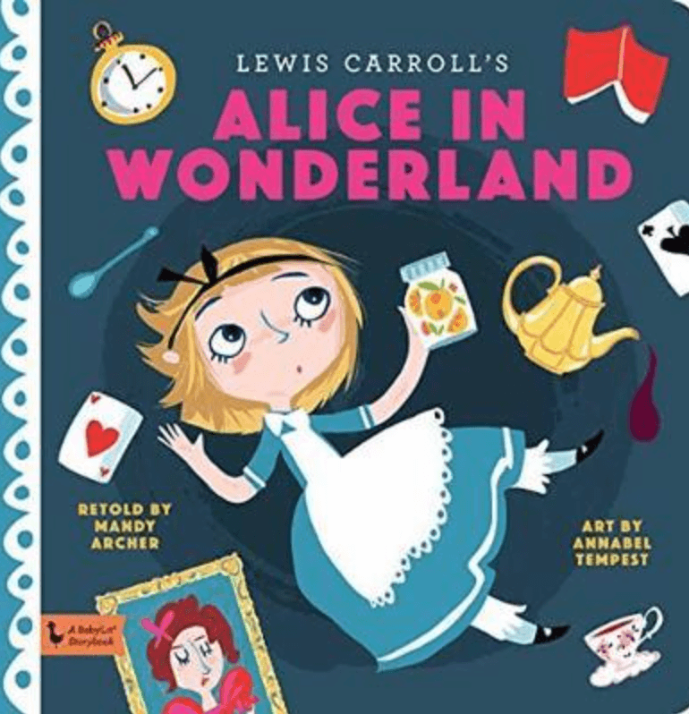 Kids Book- 'Alice in Wonderland '