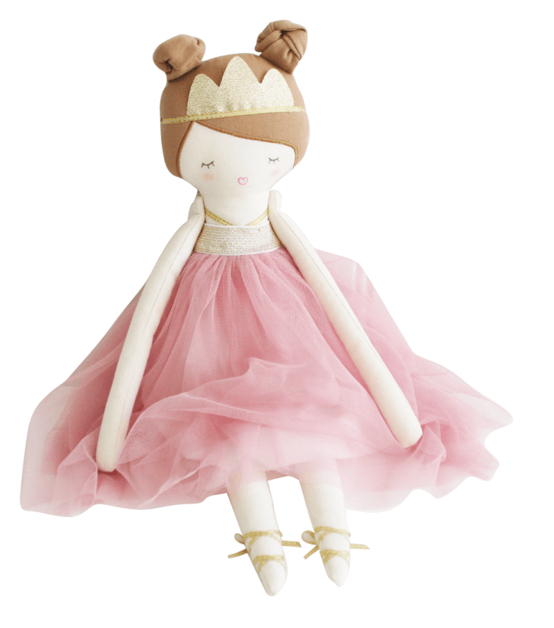 Pandora Princess Doll - Blush- Alimrose