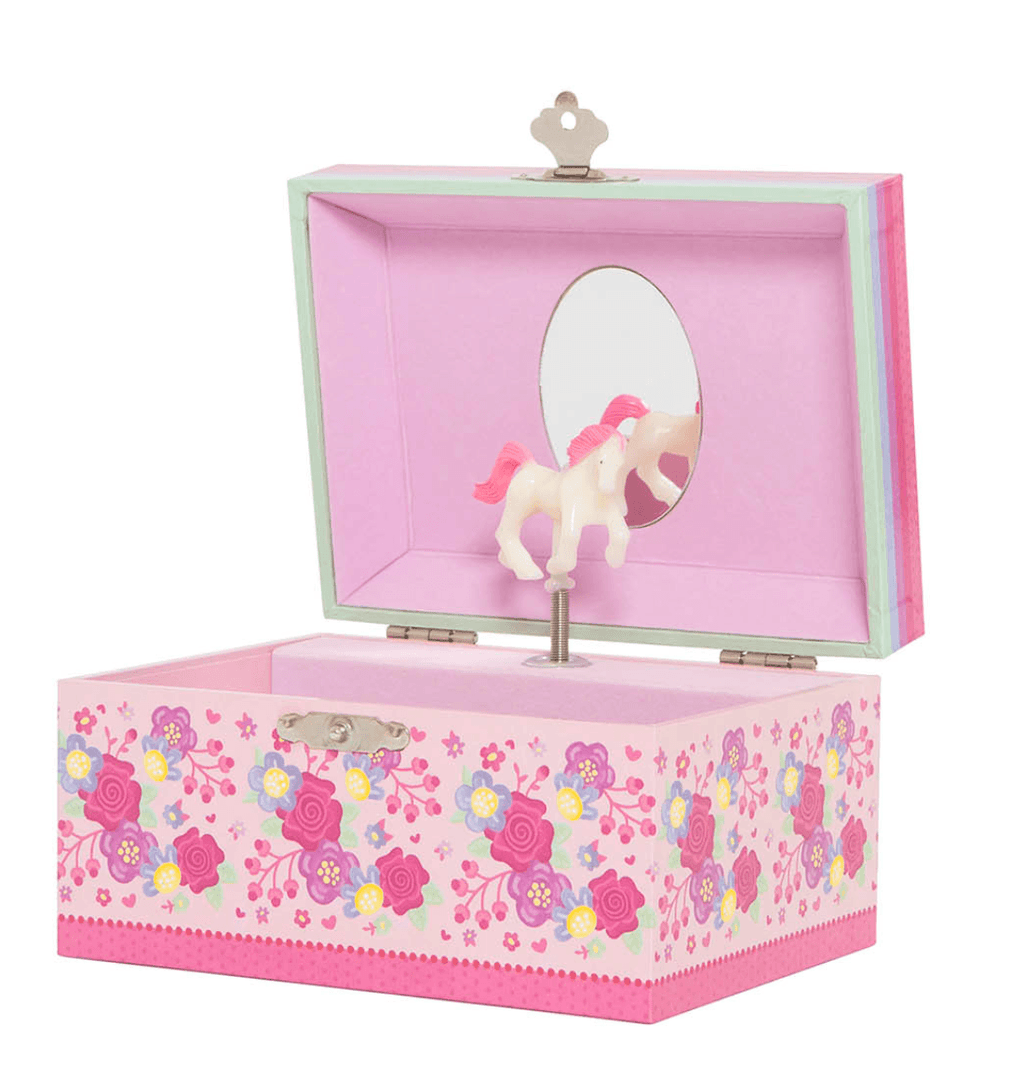 Jewellery Box- Unicorn - Tiger Tribe