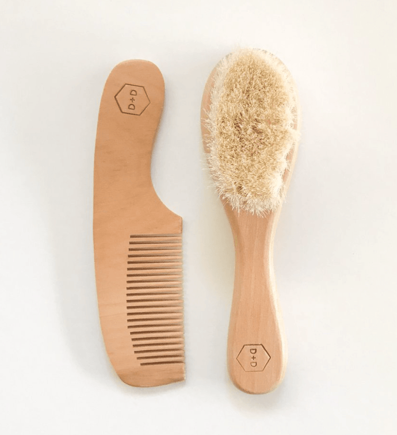 Brush & Comb set - Dove and Dovelet