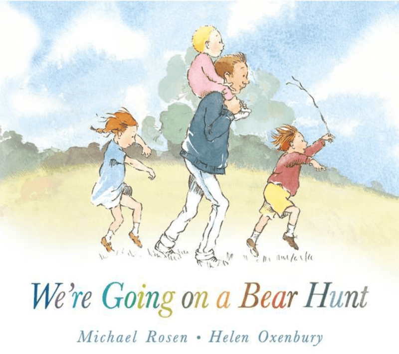 Kids Book- We're going on a bear hunt
