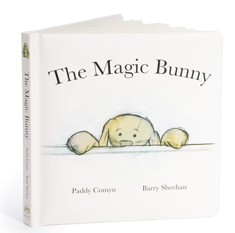 The Magic Bunny - Kids Book - Jellycat