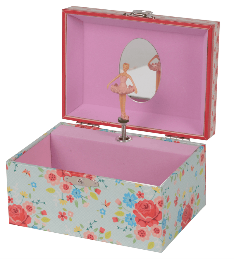 Jewellery Box- Rose Garden - Tiger Tribe DISCOUNTED