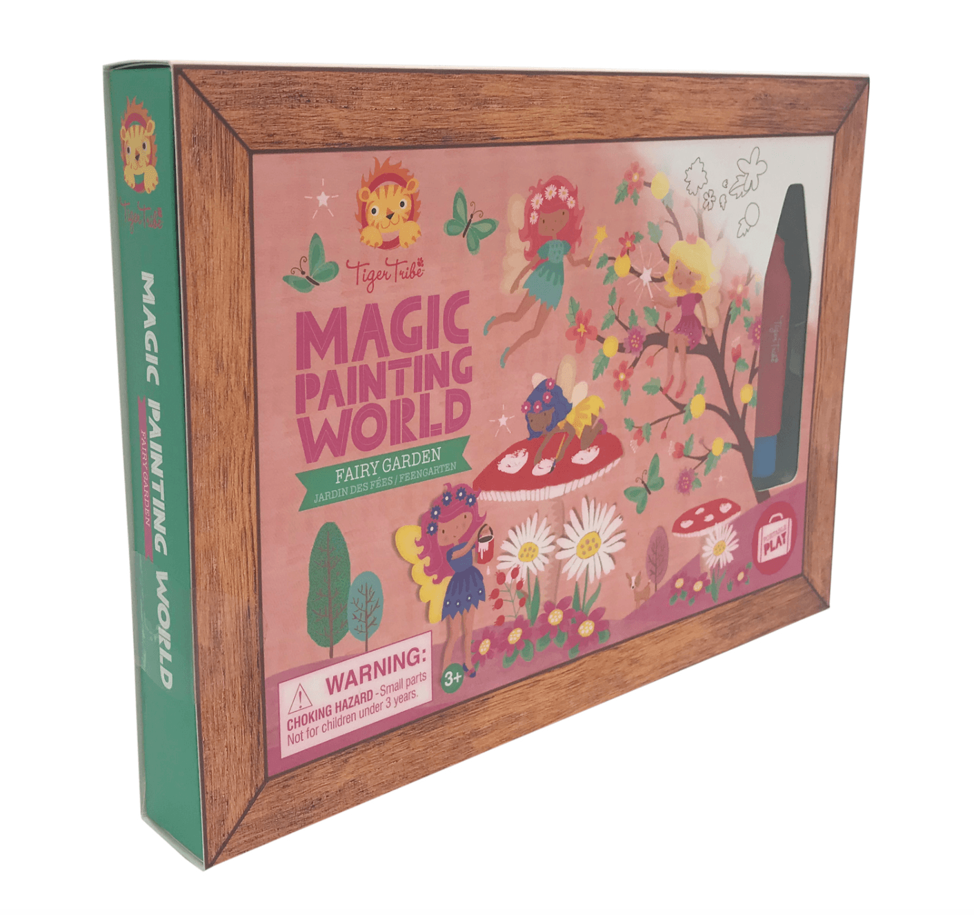 Magic Painting World- Fairies - Tiger Tribe