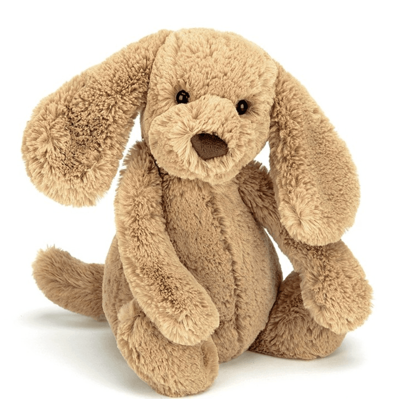 Bashful Toffee Puppy Dog Medium - Jellycat