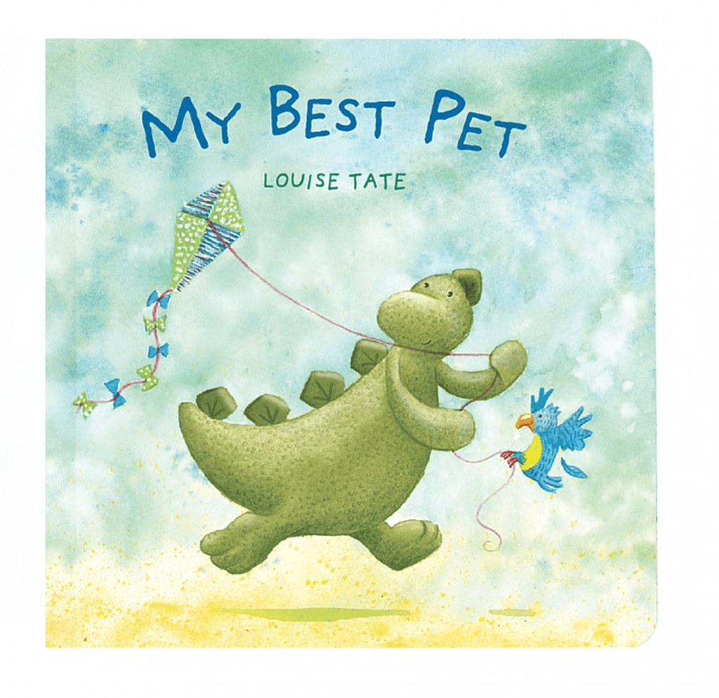 My Best Pet Book - Kids Book - Jellycat