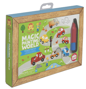 Magic Painting World- Things that go - Tiger Tribe