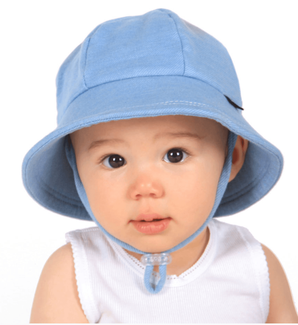 Chambray Toddler Bucket Hat- Bedhead