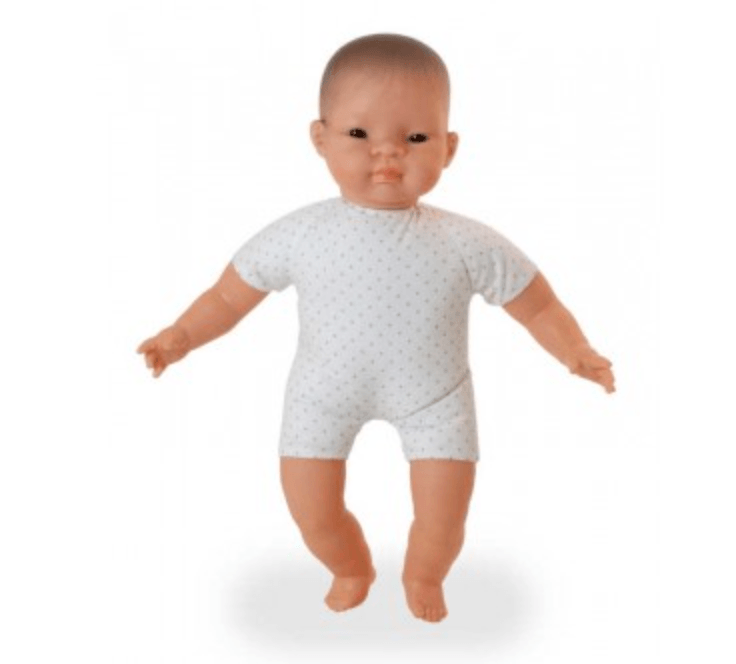 Miniland Doll - Asian soft bodied - 40cm - Miniland