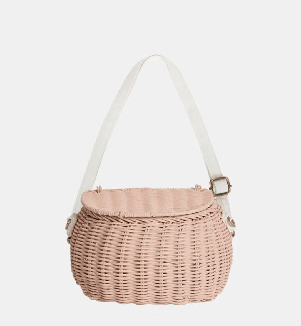 Mini Chari Bag - Rose - Olli Ella