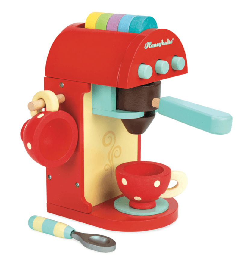 Coffee Machine Honeybake - Le Toy Van