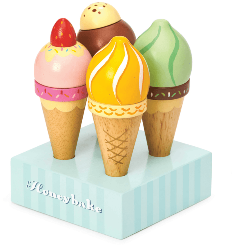 Ice Cream Set-  Honeybake - Le Toy Van