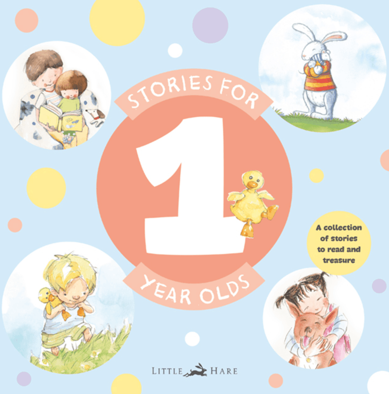 Stories for 1 year olds - Kids Book