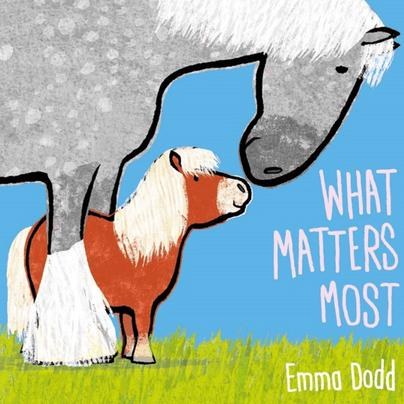 What matters most - Kids Book