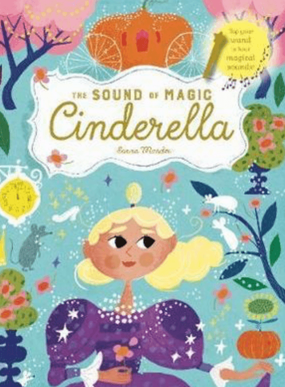 Cinderella- The sound of magic - Kids Book