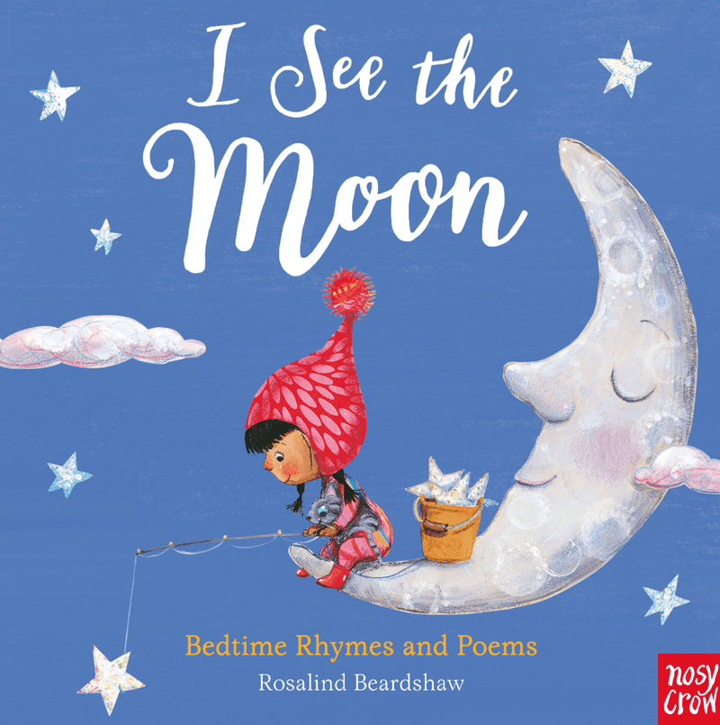 I see the moon - Kids Book