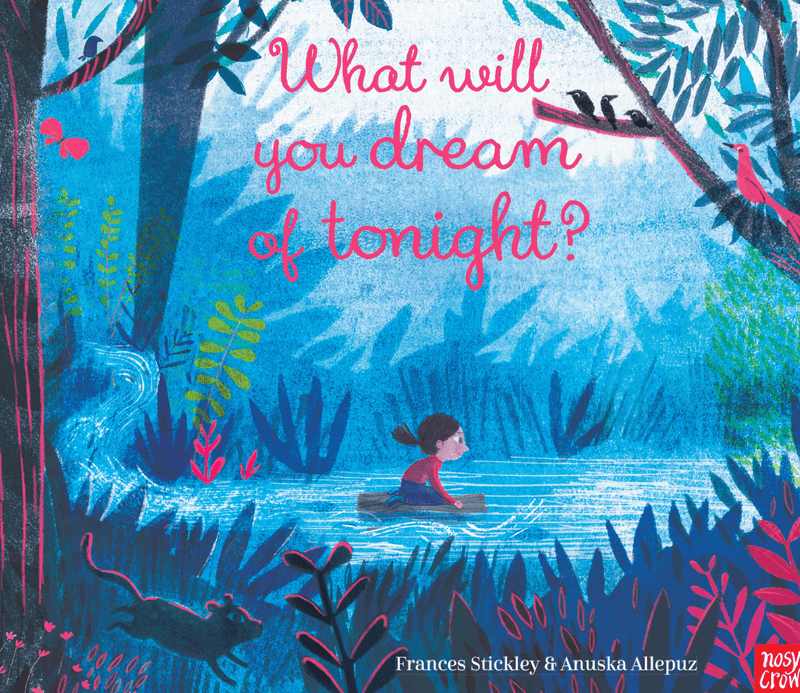 What will you dream of tonight - Kids Book