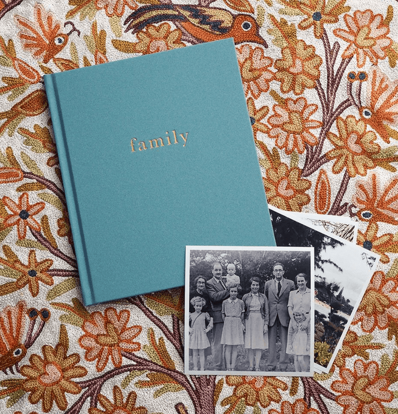 Family Journal Book -Teale - Write to me
