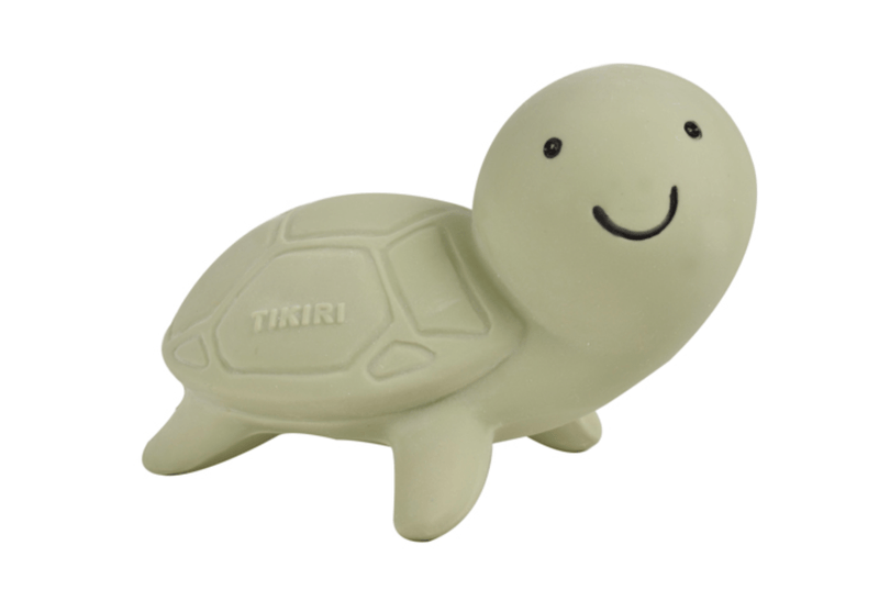 Turtle Rubber Sea Animal Teether - Tikiri - PRE-ORDER / Due mid August
