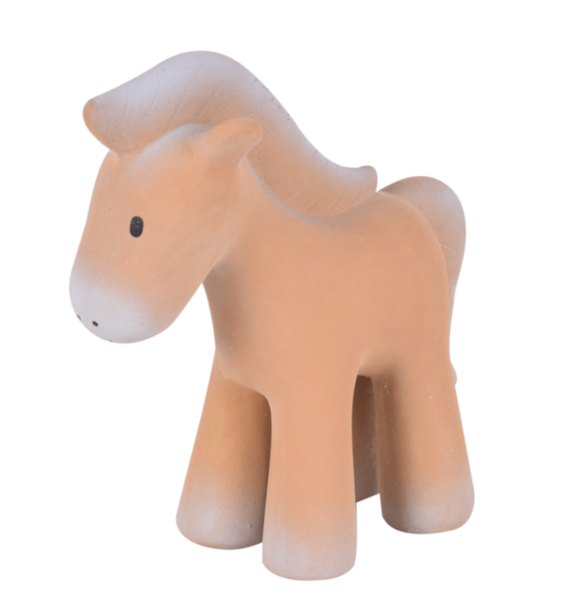 Horse Rubber Farm Animal Teether - Tikiri