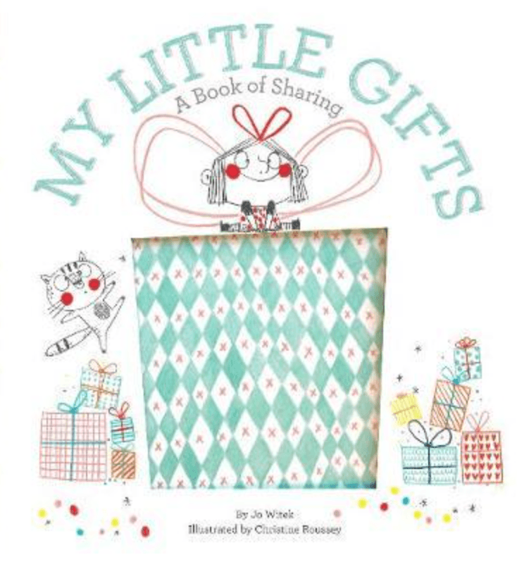 Kids Book- 'My Little Gifts- A book of sharing'