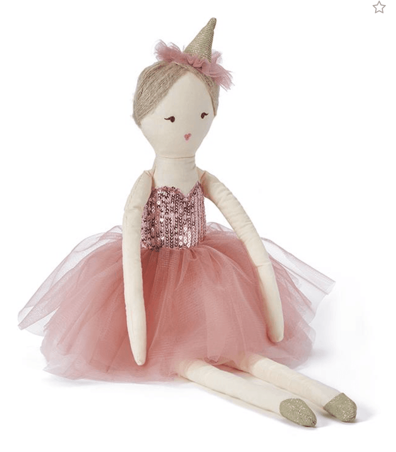 Princess Fairyfloss doll- Pink -  Nana Huchy