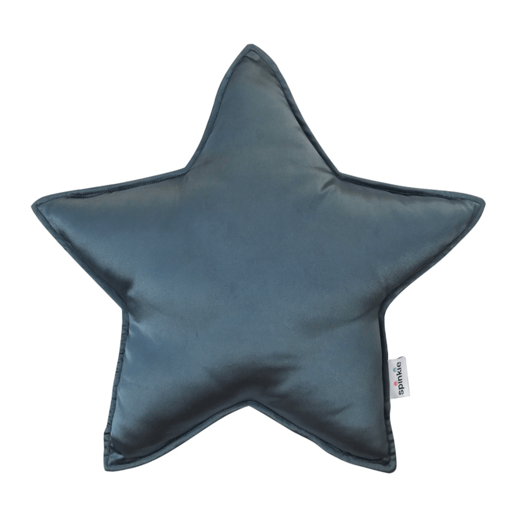 Star Pillow Cushion - Teal- Spinkie