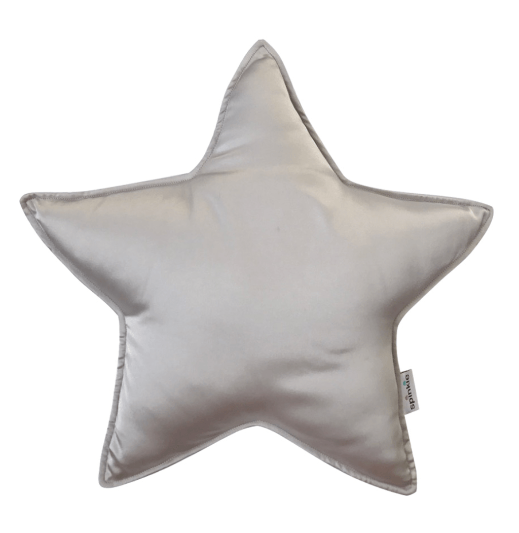 Star Pillow Cushion - Oyster- Spinkie