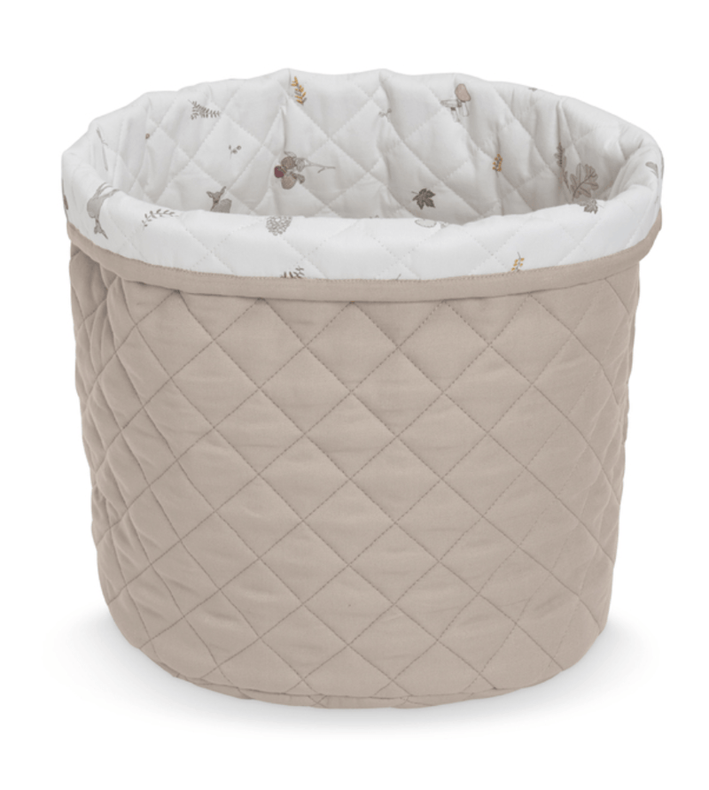 Large Quilted Storage basket - Hazel Fawn-CAM CAM