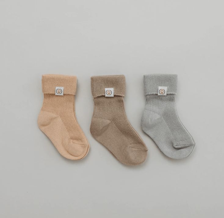 Bamboo Sock Pack - Evergreen - Halo & Horns