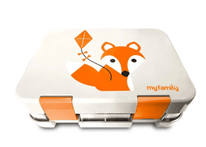 Easy Clean Bento - Fox - My Family DISCOUNTED