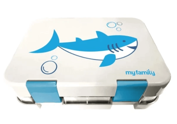 Easy Clean Bento - Shark - My Family DISCOUNTED