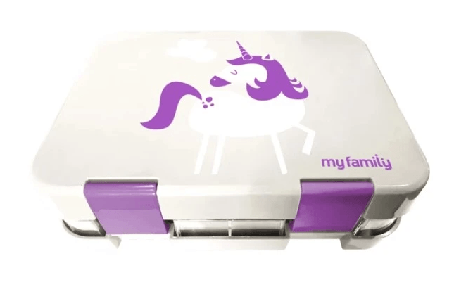 Easy Clean Bento - Unicorn - My Family DISCOUNTED