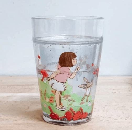 Bunny Glitter Cup - Belle & Boo