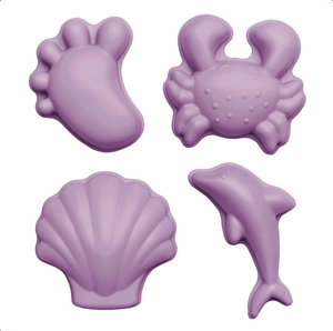 Scrunch Moulds - Lilac Purple - Scrunch