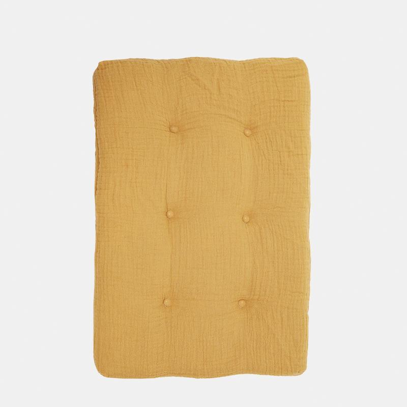 Strolley Mattress - Mustard - Olli Ella