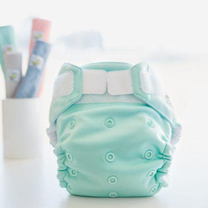 Reusable Nappy - Aquamarine - Magicall All-In-Two - Baby Beehinds