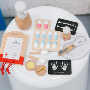 Wooden Surgeon Kit - Make me Iconic