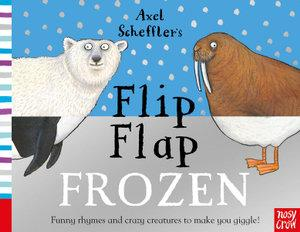 Kids Book- 'Flip Flap Frozen'