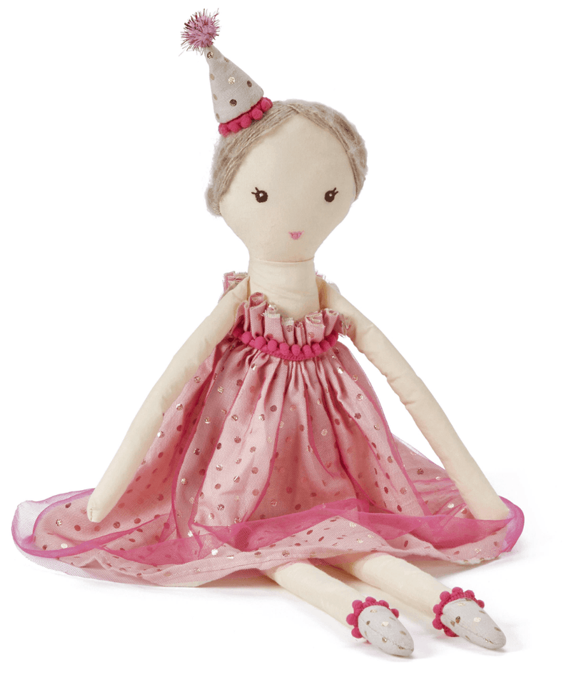 Princess Honey Joy Pink Doll -  Nana Huchy